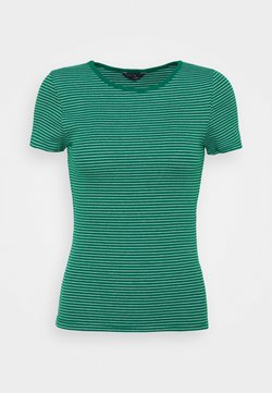 Marks & Spencer London - FITTED - T-Shirt print - green