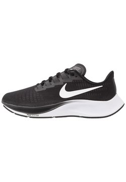 Nike Performance - AIR ZOOM PEGASUS 37 - Zapatillas de running neutras - black/white