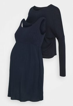 Seraphine - PRUDENCE 2 IN 1 - Maglione - navy