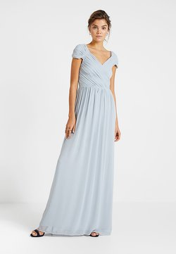Nly by Nelly - CAP SLEEVE MAXI GOWN - Vestido de fiesta - sage