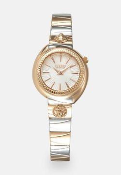 Versus Versace - TORTONA - Watch - rosegold-coloured/silver