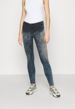 Replay - NEW LUZ - Jeans Skinny Fit - blue black
