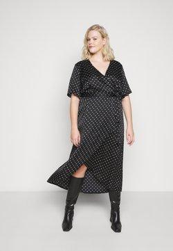 New Look Curves - MARK MAKING - Freizeitkleid - black