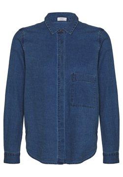 CLOSED - HAILEY - Hemdbluse - mid blue