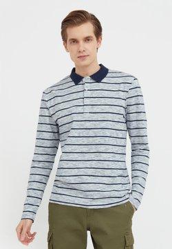 Finn Flare - Poloshirt - grey