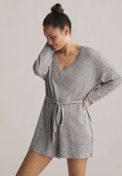 OYSHO - Jumpsuit - light grey
