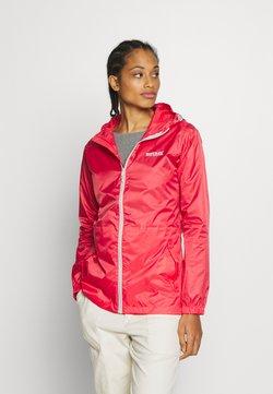Regatta - Regenjacke / wasserabweisende Jacke - red sky