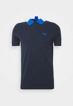 Barbour Beacon - ROWAN TIPPED - Poloshirt - navy