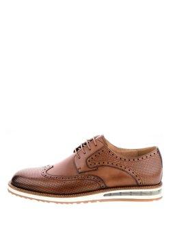 PRIMA MODA - NASINO - Smart lace-ups - brown