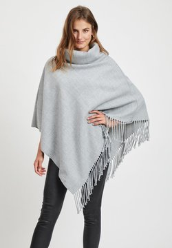 Object - Cape - light grey melange
