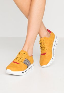 Rieker - Sneakers - honig/rosso/grau rost