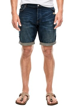 Q/S designed by - REGULAR FIT: JEANS-SHORTS - Jeans Shorts - mystic teal