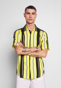 Only & Sons - ONSCARTER STRIPED - Camisa - blazing yellow