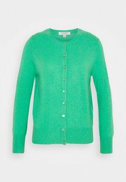 Marks & Spencer London - CREW - Cardigan - mint