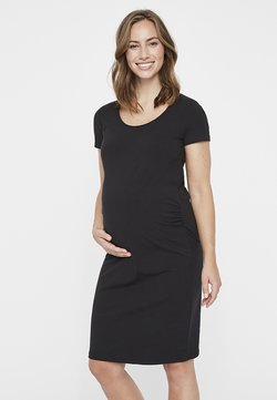 MAMALICIOUS - MLLEA DRESS - Trikoomekko - black