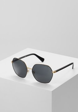 RALPH Ralph Lauren - Sunglasses - black/gold-coloured