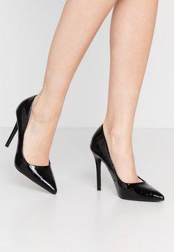 Miss Selfridge - CATERINAPOINTED STILETTO COURT - Zapatos altos - black