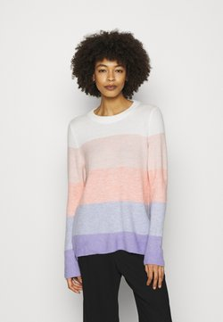 GAP - COZY SOFT CREW TUNIC - Strickpullover - rugby pink