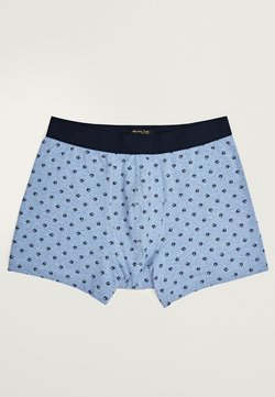 Massimo Dutti - Shorty - light blue