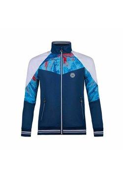 BIDI BADU - JABU TECH - Training jacket - dark blue, aqua