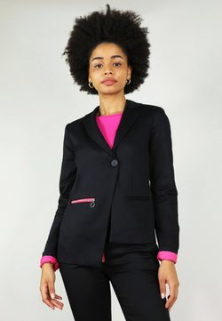 blonde gone rogue - REVIVIFY - Blazer - black