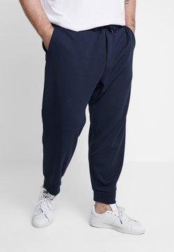 Polo Ralph Lauren Big & Tall - DOUBLE KNIT TECH - Jogginghose - aviator navy