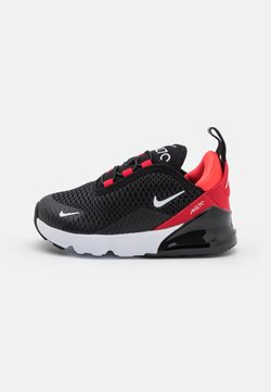 Nike Sportswear - AIR MAX 270 UNISEX - Baskets basses - black/white/university red/bright crimson
