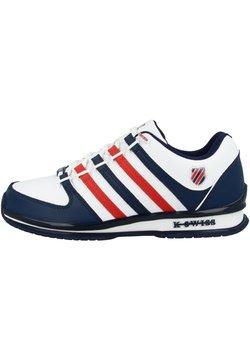 K-SWISS - RINZLER SP SMU - Sneaker low - white-corporate (02283-113)