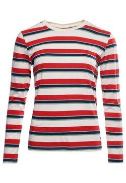 Superdry - CALI - Langarmshirt - apple red stripe