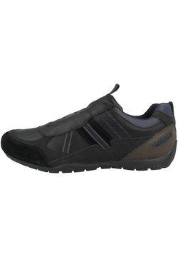 Geox - RAVEX B - Sneaker low - black-grey