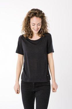 super.natural - T-Shirt basic - black