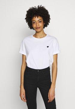 Opus - SERZ - T-Shirt basic - white