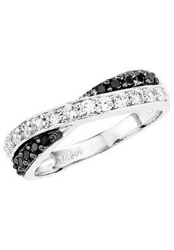 amor - Anello - silver/schwarz