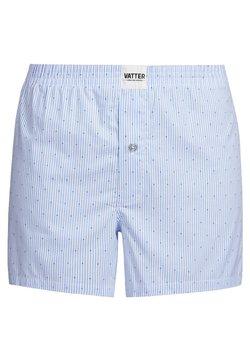 Vatter - Boxershorts - white/blue