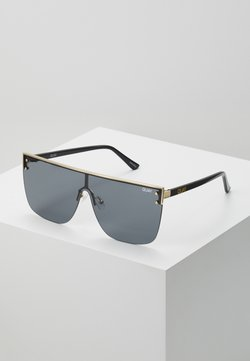 QUAY AUSTRALIA - BLOCKED - Gafas de sol - gold-coloured/smoke