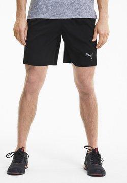 Puma - Pantalón corto de deporte - puma black