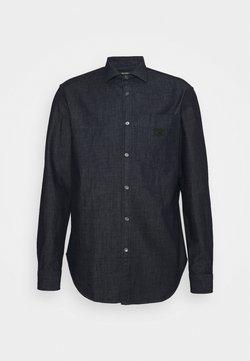 Emporio Armani - Camicia - blu navy