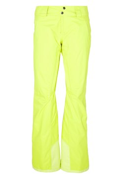Patagonia - INSULATED SNOWBELLE PANTS - Snow pants - chartreuse