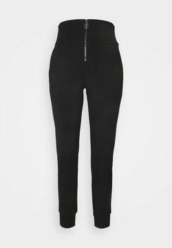 Guess - HUDA PANTS - Pantaloni - jet black