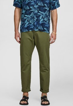 Jack & Jones - CHRIS GRAHAM AKM  - Chinot - olive night