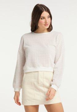 myMo - Sweatshirt - wollweiss