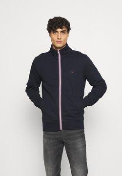 Tommy Hilfiger - CORE ZIP THROUGH - veste en sweat zippée - blue