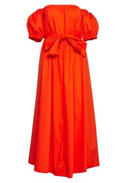 Glamorous Bloom - DRESS - Vapaa-ajan mekko - red orange