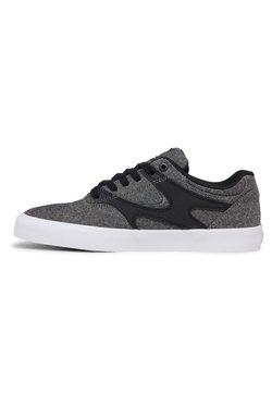 DC Shoes - KALIS VULC - Skateschuh - dark grey