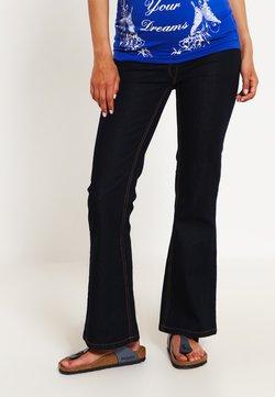 JoJo Maman Bébé - Bootcut jeans - dark blue