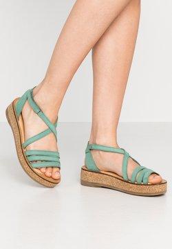 El Naturalista - TÜLBEND - Korkeakorkoiset sandaalit - mint
