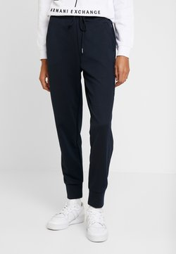 Armani Exchange - TROUSER - Jogginghose - navy