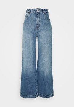 Rolla's - OLD MATE - Jeans a zampa - prarie blues organic