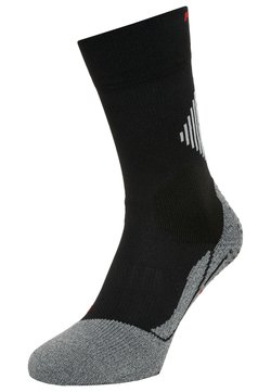 FALKE - 4 GRIP STABILIZING - Sportsocken - black mix