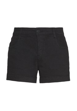 Cotton On - MID RISE CLASSIC STRETCH - Jeansshort - black